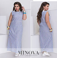 e6f3b7e50729263 Платье от ТМ Minova большой размер Производитель Украина доставка в Россию  СНГ р. 50-