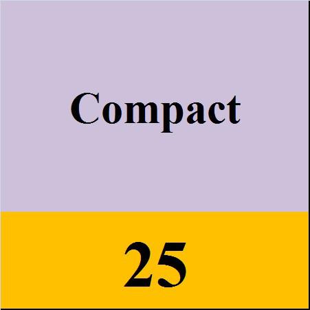 Пластификаторы и добавки Compact 10л/ 25 кг.