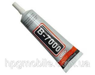 Клей-герметик B7000, 50 мл, для приклеивания тачскрина, дисплея