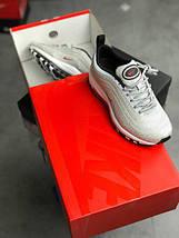 Женские кроссовки Nike Air Max 97 Swarovski Grey, фото 2