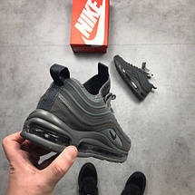 Мужские кроссовки Nike air Max 97 Ultra Grey, фото 3