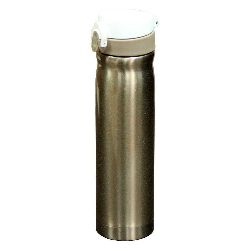 Стальной питьевой термос Перламутр 2, 500 мл