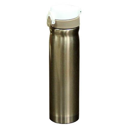 Стальной питьевой термос Перламутр 2, 500 мл, фото 2