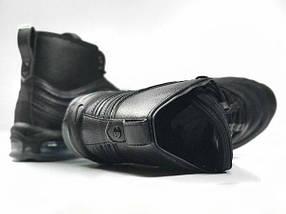 Мужские кроссовки Nike Air Max 97 Black Euro Winter, фото 3