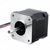 Шаговый мотор Nema 17 42BYGH47-401A | Комплектующие для 3D – принтера