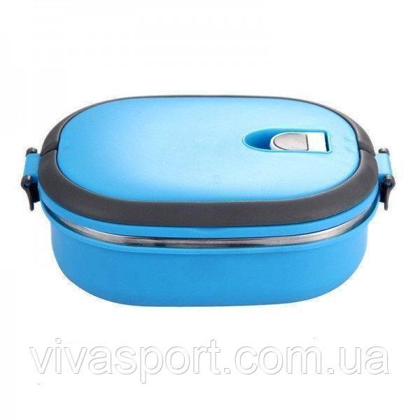 Термоконтейнер для еды, ланч-бокс для еды 0,9 л