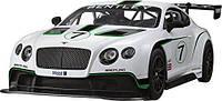 Машина р/у Bentley Continental GT3 (на бат., свет), 1:14