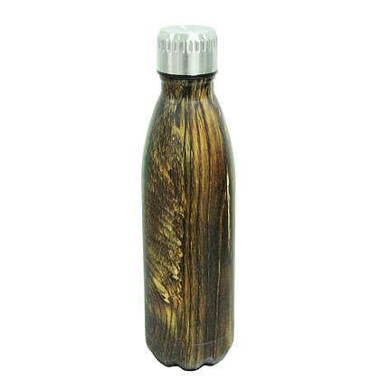 Термос-бутылка Вуди, 500 мл, фото 2