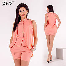Шорты + блуза обманка, фото 2