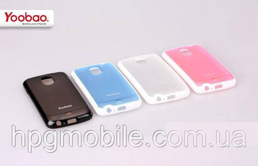 Чехол для Samsung Galaxy Nexus i9250 - Yoobao 2 in 1 Protect case