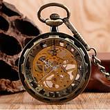 Часы механические карманные Classic Mechanical, фото 2