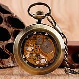 Часы механические карманные Classic Mechanical, фото 3