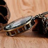 Часы механические карманные Classic Mechanical, фото 4