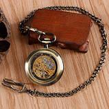 Часы механические карманные Classic Mechanical, фото 6