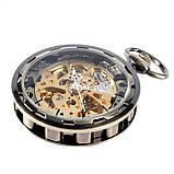 Часы механические карманные Classic Mechanical, фото 7