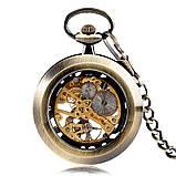 Часы механические карманные Classic Mechanical, фото 8