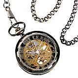 Часы механические карманные Classic Mechanical, фото 9