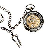 Часы механические карманные Classic Mechanical, фото 10