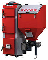 Котел твердотопливный автоматический Defro Duo Uni 15
