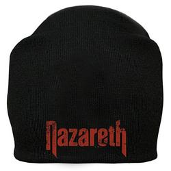 Шапка Nazareth - Red Logo