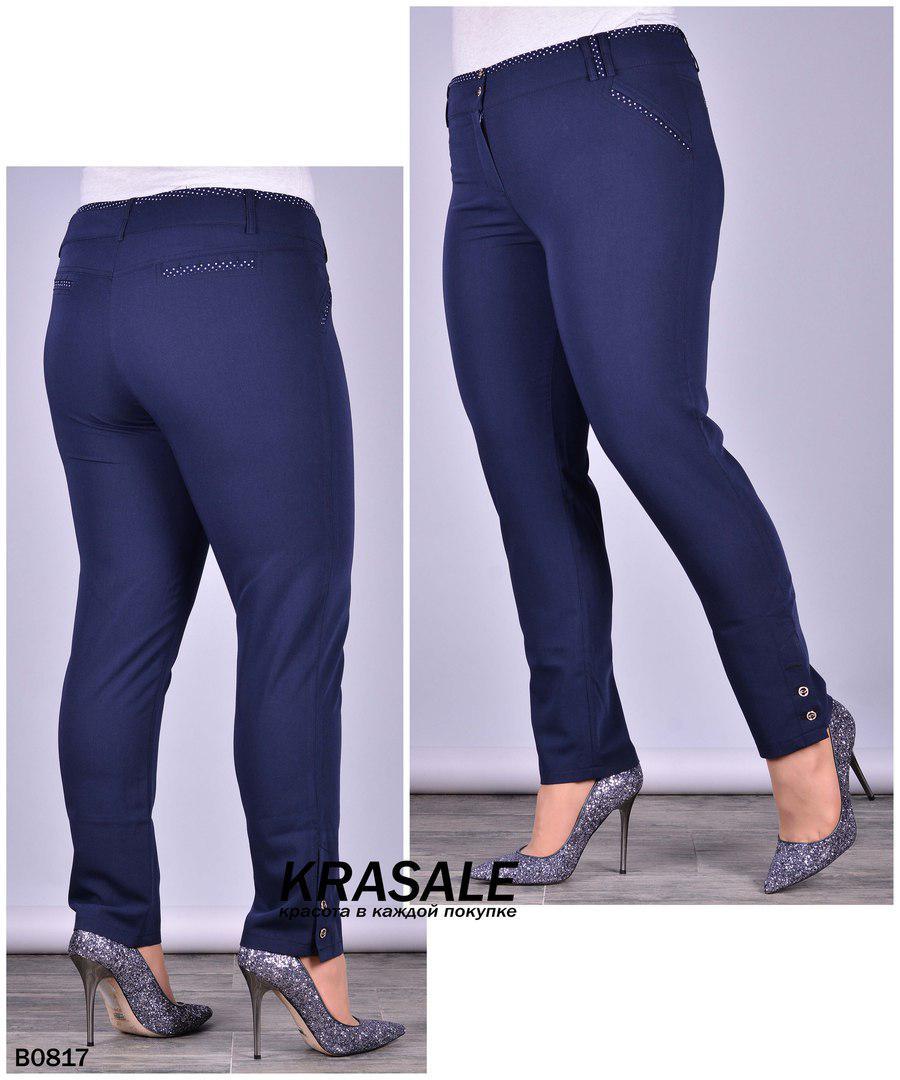 Летние брюки   (размеры 44-54) 0077-66