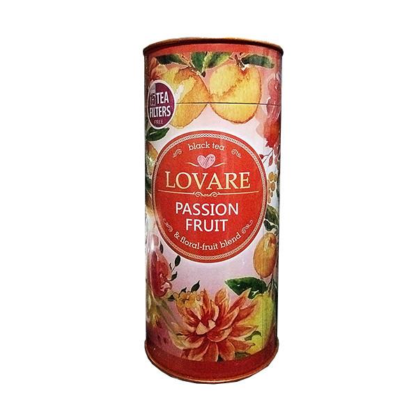 """Чай Lovare """"Страстный фрукт"""" 80г"""