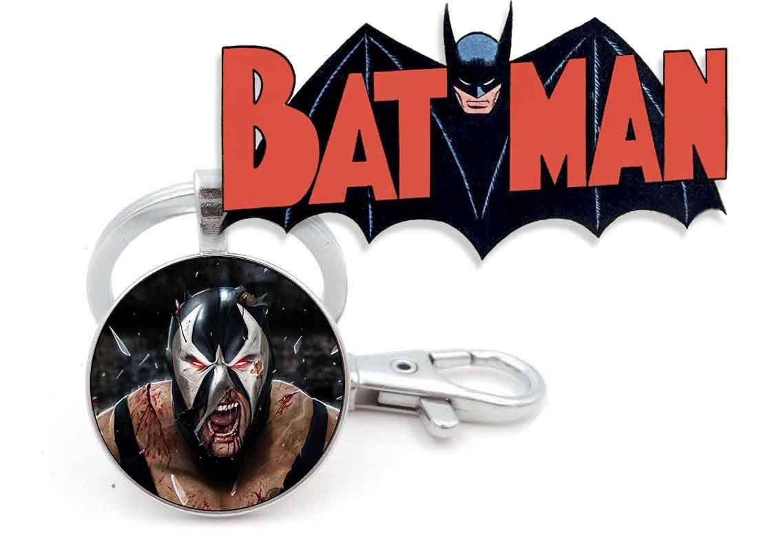 Брелок злодей Бэйн Бэтмен Batman DC комиксы