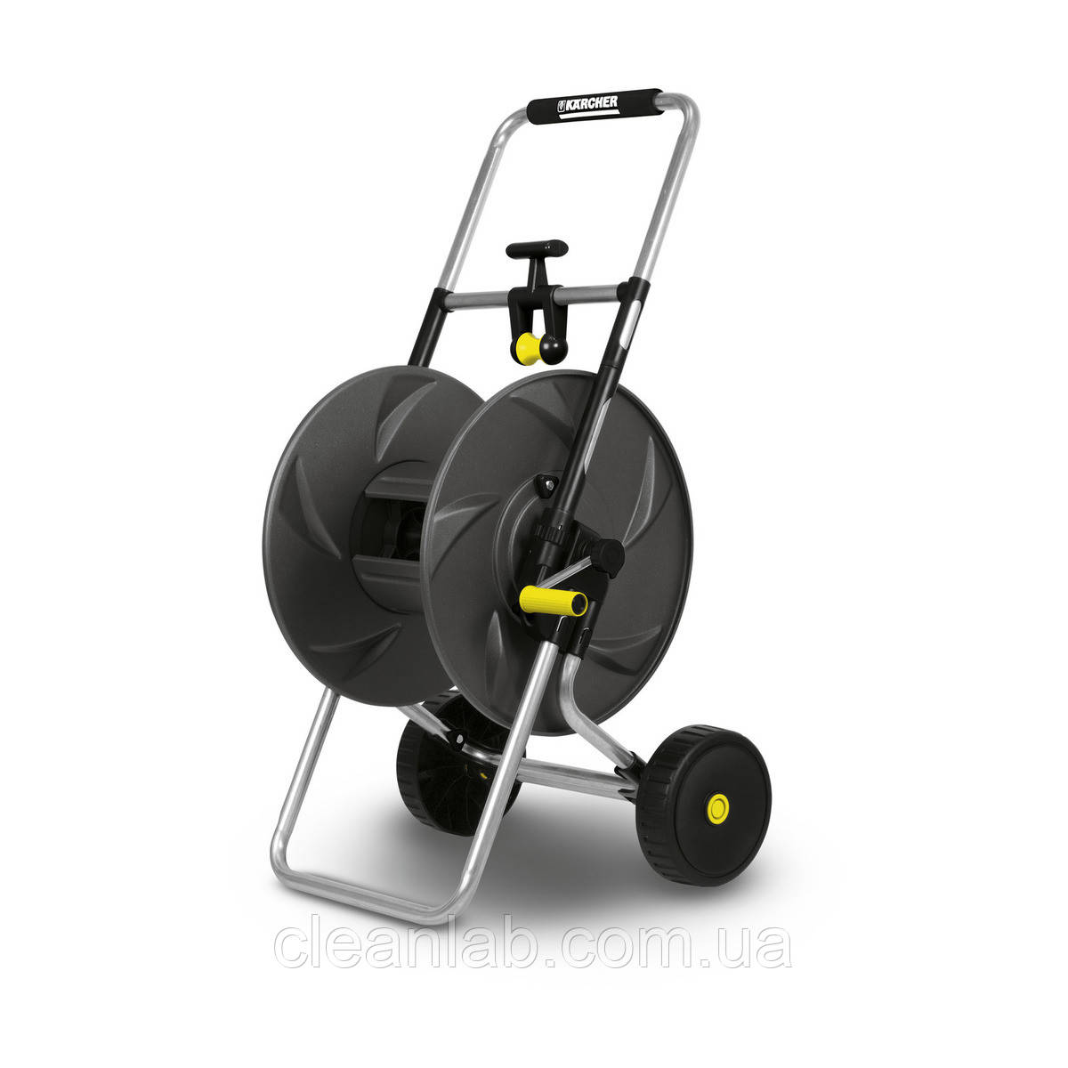 Металлическая тележка для шлангов Karcher  HT80
