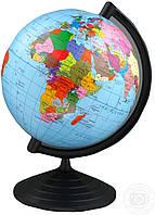 Глобус политический 16см