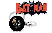Брелок суперзлодеи из Бэтмена Batman DC комиксы