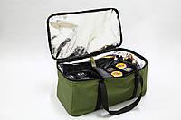 Карповая термо сумка, для дипов и аттрактантов
