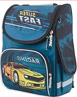 "Рюкзак каркасный  Smart RG-11 ""Superfast"" 34*26*14"