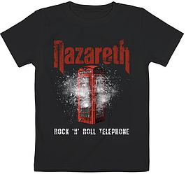 Детская футболка Nazareth - Rock 'n' Roll Telephone