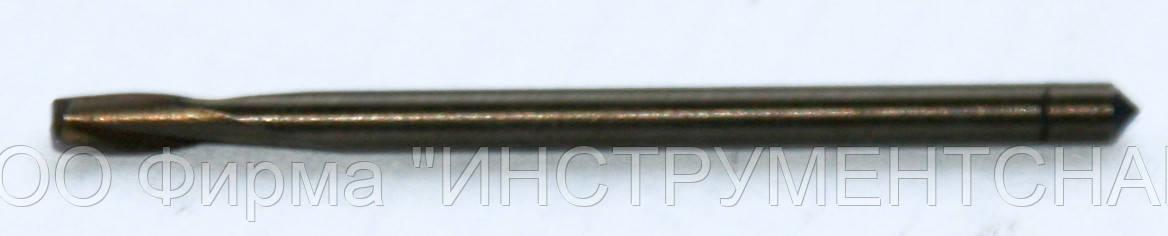 Фреза шпоночная 2,0 мм, ц/х, Р6М5