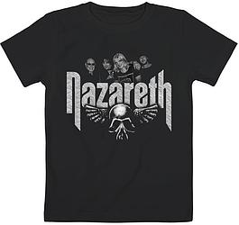 Детская футболка Nazareth - Band Logo