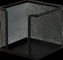 Бокс для бумаги BUROMAX, металлический BM.6215 черный