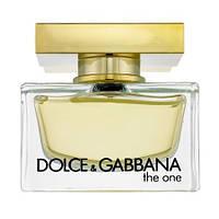 Женская туалетная вода Dolce&Gabbana The One (роскошный, неповторимый аромат) 75 мл