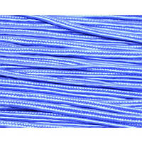Сутажный шнур синий 3мм