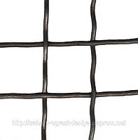 Сетка канилированная 25х3,0 мм черная