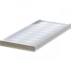 Универсальный светодиодный светильник Bellson 36Вт 595*300мм