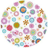 Тарелка десертная Blumen 19 см Krauff 21-244-011