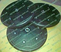 Колесо GA6434 прикатывающее KINZE прикатка AA39968 запчасти 122-136 Press Wheel 814-174, фото 1