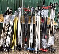 Палки для беговых лыж (пр-ва Украина,СССР) Новые
