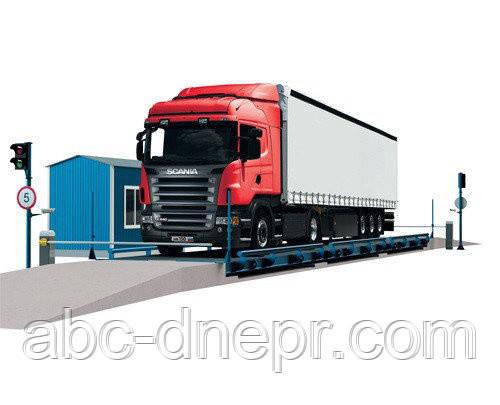 Ваги для вантажних автомобілів