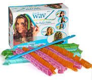 Бигуди Hair wavz (Хейр Вейвз) 35 см и 55 см на длинные волосы