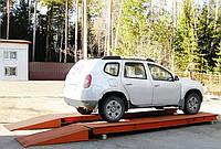 Весы для легковых автомобилей
