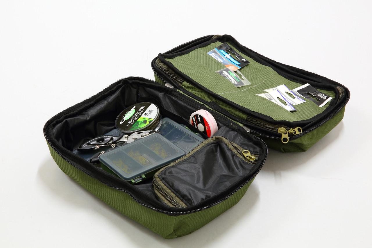 Карповая сумка для хранения рыболовных аксесуаров и ПВА материалов