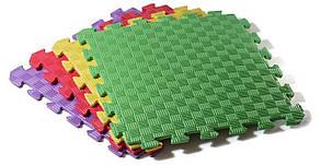 Татамі (килимок-пазл) 0,5 м х 0,5 м, 10 мм
