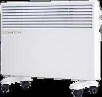 Конвектор электрический Liberton LEC 15 AW с брызгозащищенным ТЭНом, фото 1