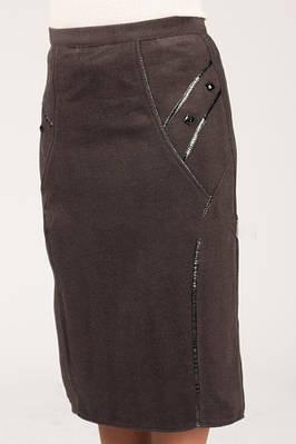 Женская юбка большого размера Донна Елка